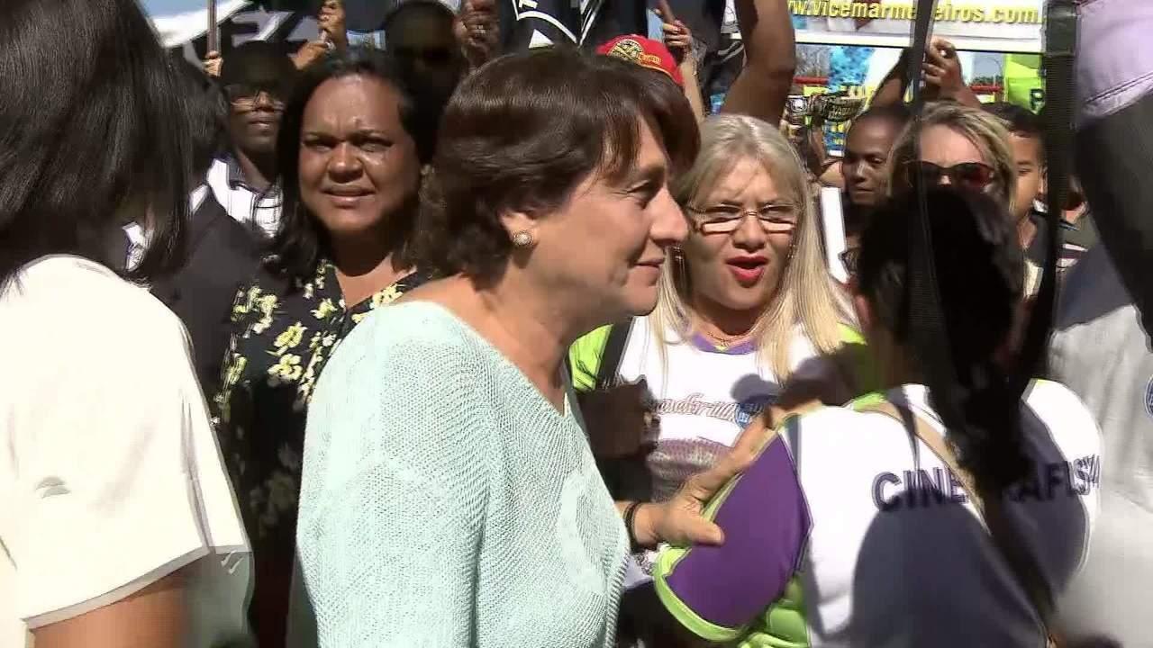 PROS lança candidatura de Eliana Pedrosa ao Buriti