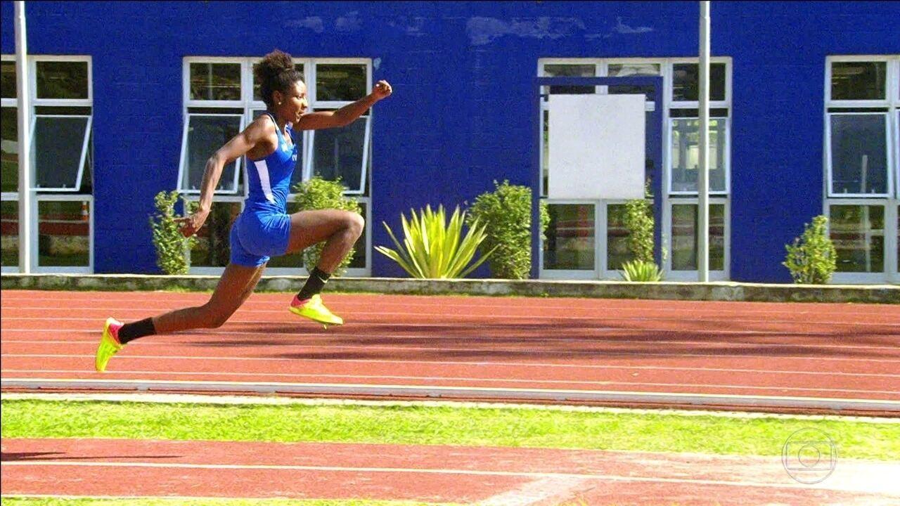 A dois anos da Olimpíada de Tóquio, jovens atletas vivem expectativa de brilhar