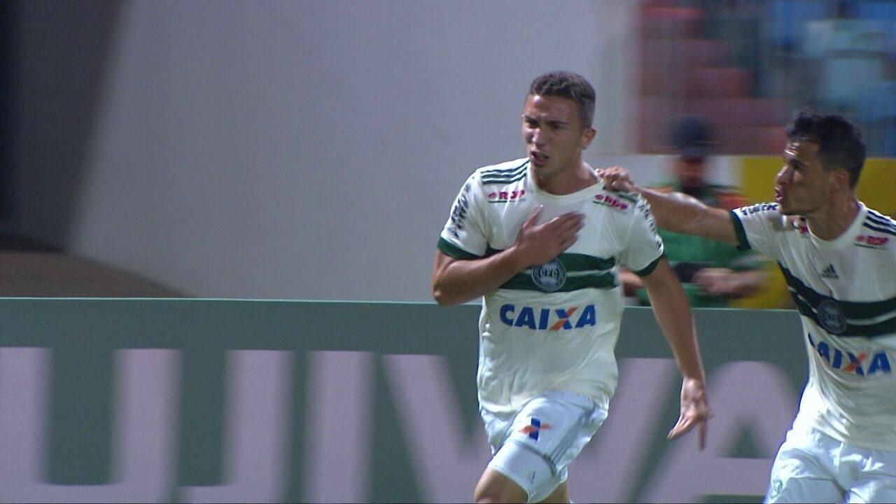 b988b1291d Fã de CR7 e Wilson como exemplo  Nathan relembra adrenalina de gol ...