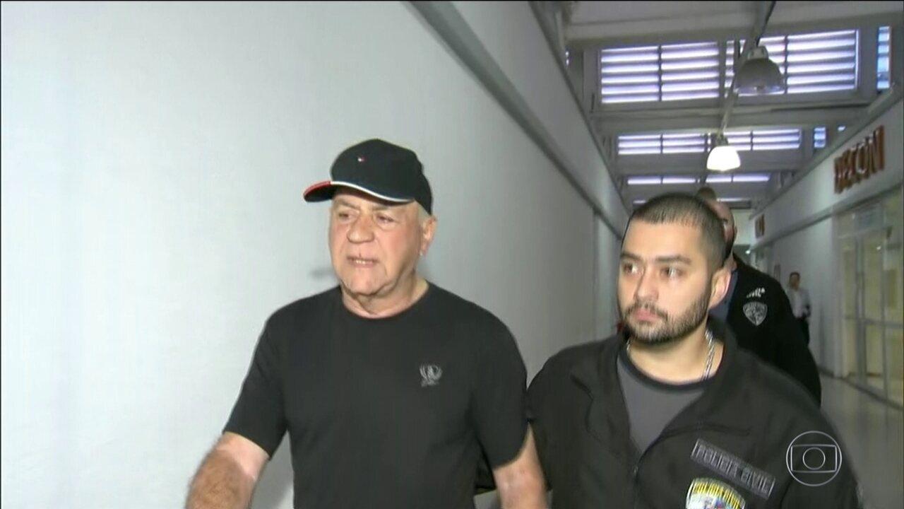 Prefeito de Japeri, Rio é preso suspeito de envolvimento com o tráfico de drogas