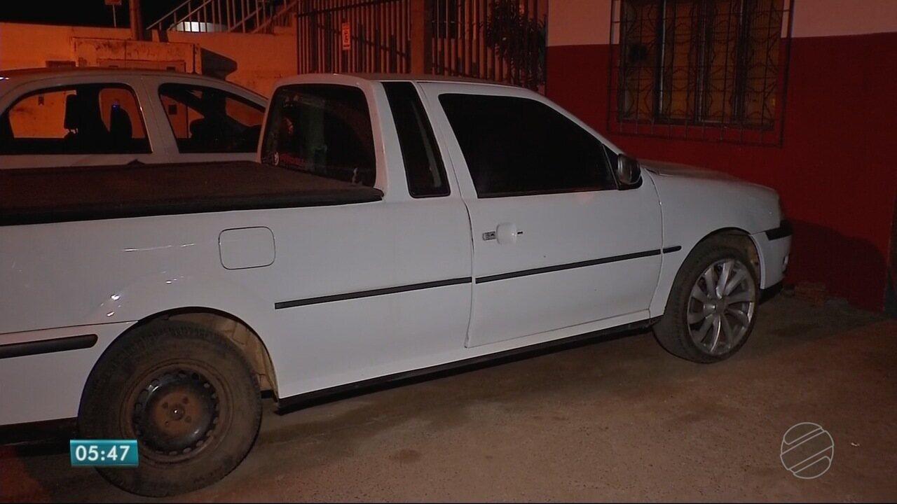 Carros são furtados dentro do pátio da Ciretran