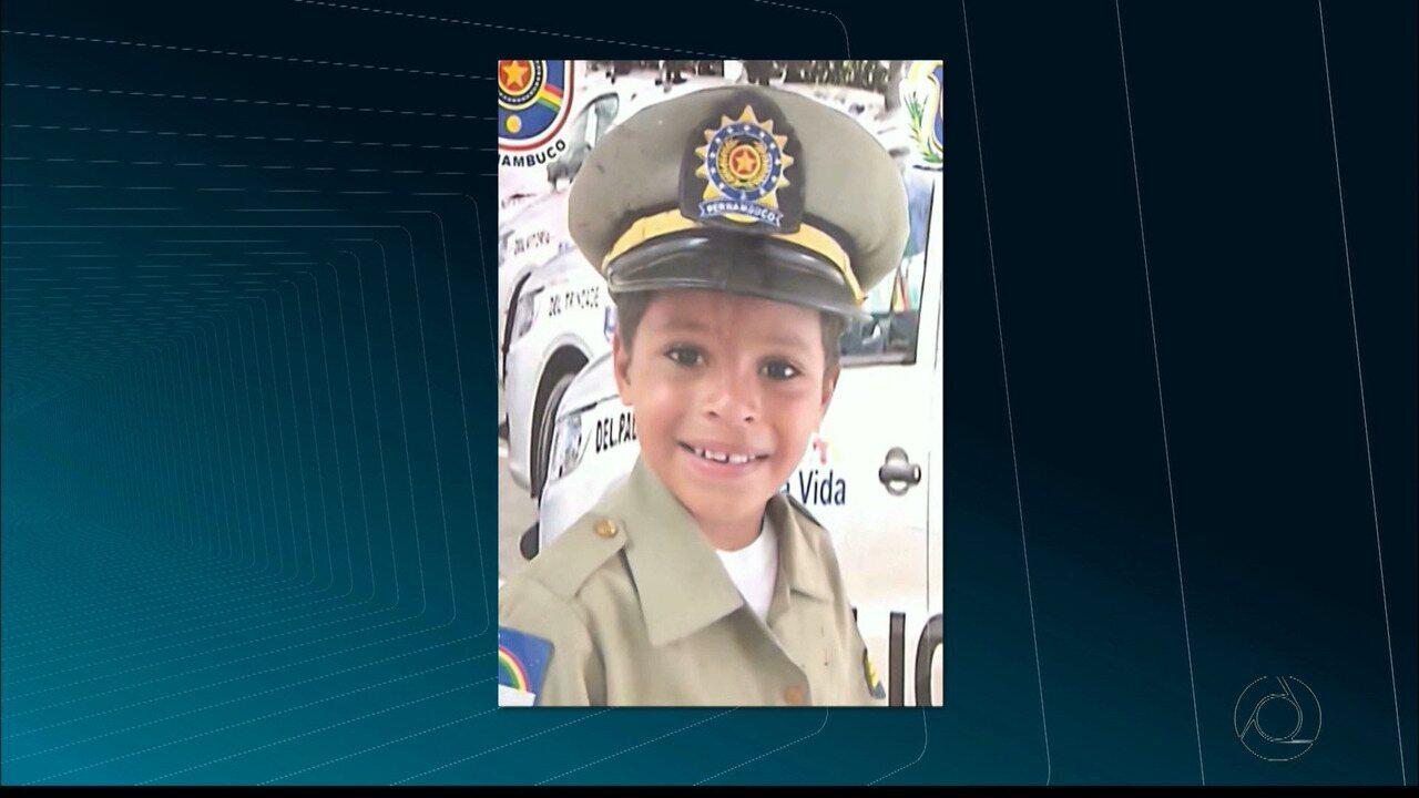 Polícia revela que menino Guilherme foi morto com golpes na cabeça