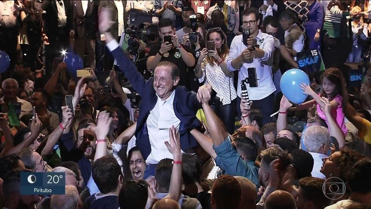 MDB oficializa o nome de Paulo Skaf na disputa ao governo de São Paulo