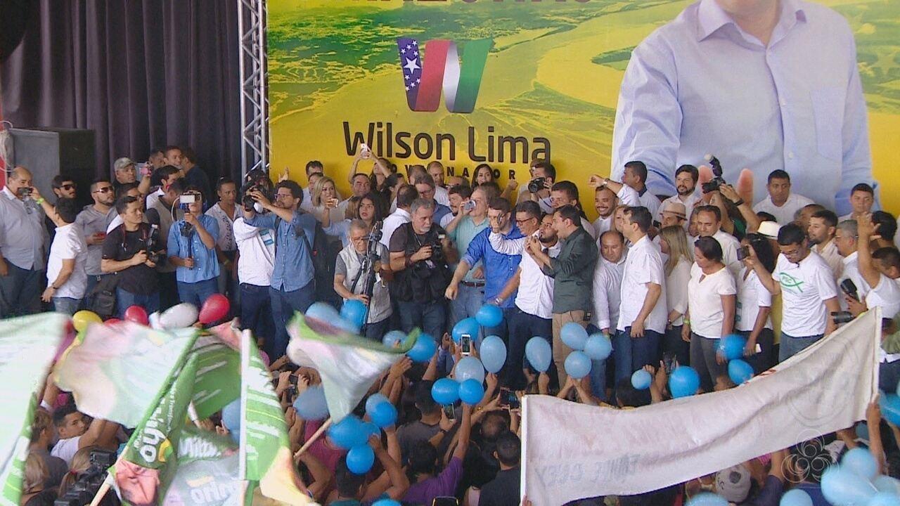 PSC confirma Wilson Lima para disputa do governo do AM