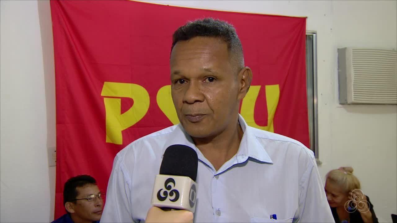 Funcionário público Sidney Cabral anuncia candidatura ao governo do AM