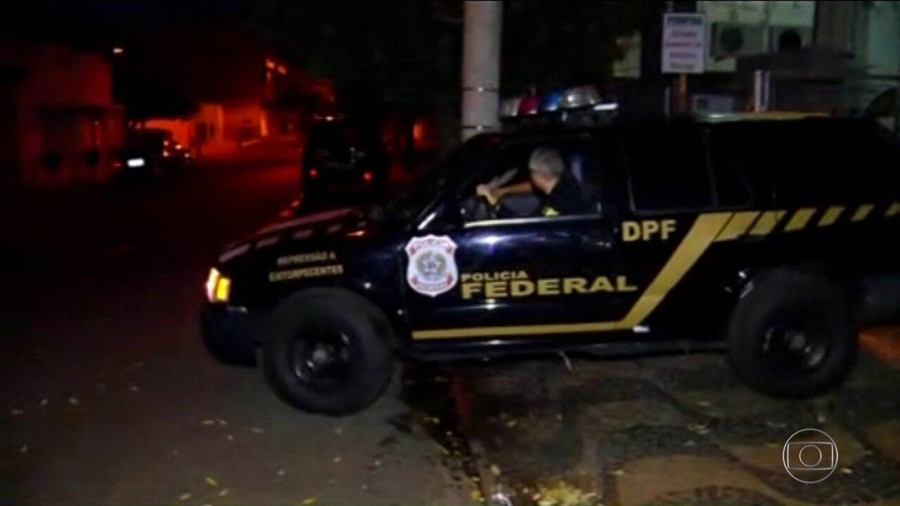 Polícia faz operação contra esquema de corrupção no interior de São Paulo