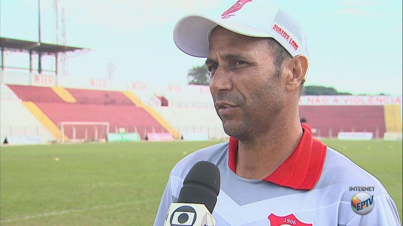 Técnico da Inter de Bebedouro comenta expectativa para jogo contra a Francana