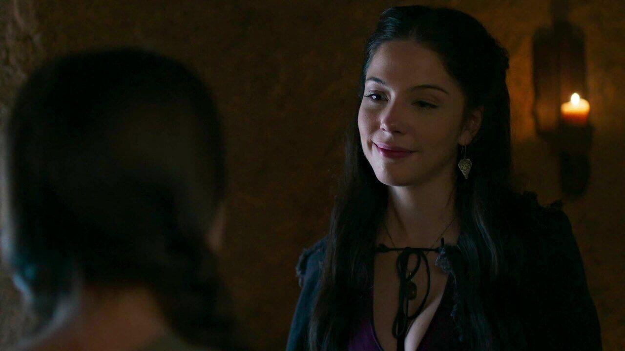 Cena exclusiva: Brice diz para Agnes que a considera uma filha