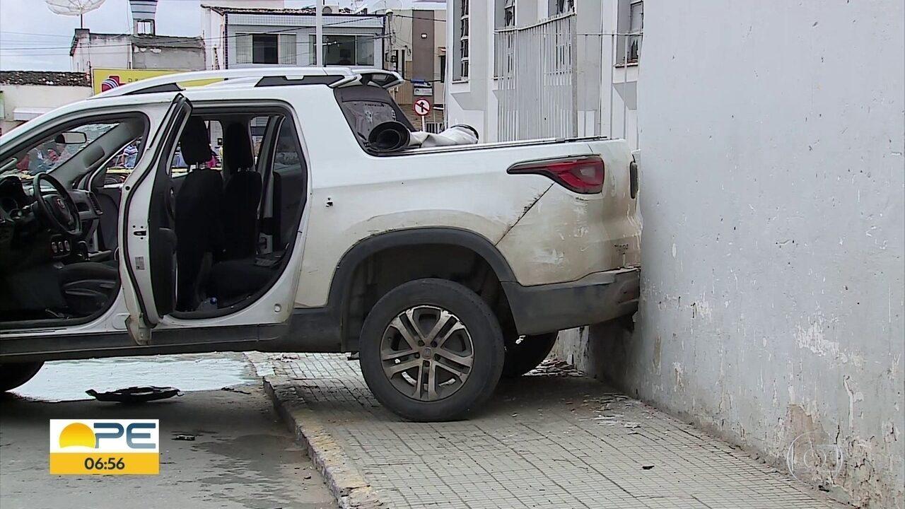 Ataques a bancos assustam moradores de Pernambuco