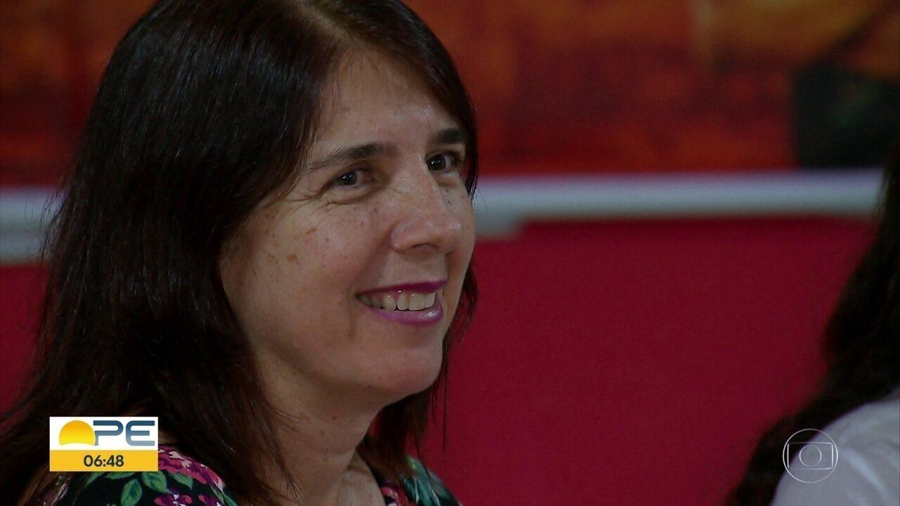 PSTU oficializa Simone Fontana como candidata ao governo de Pernambuco