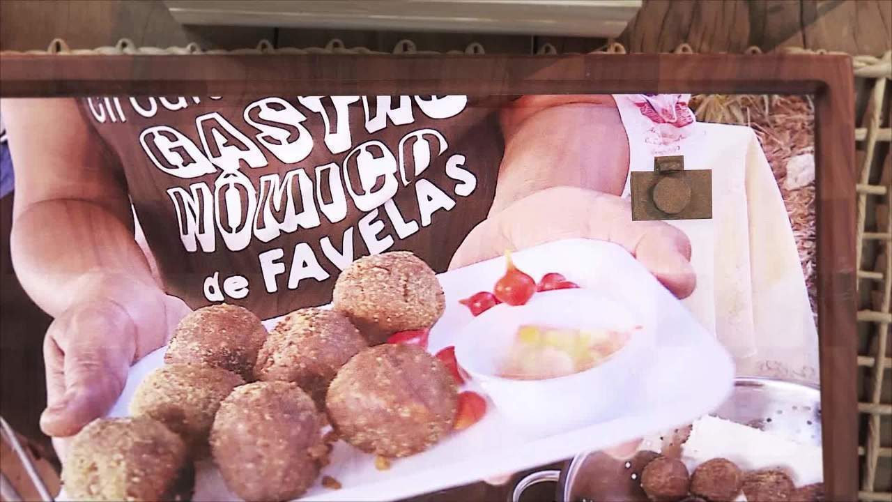 Cozinha Mineira apresenta: Circuito Gastronômico de Favelas