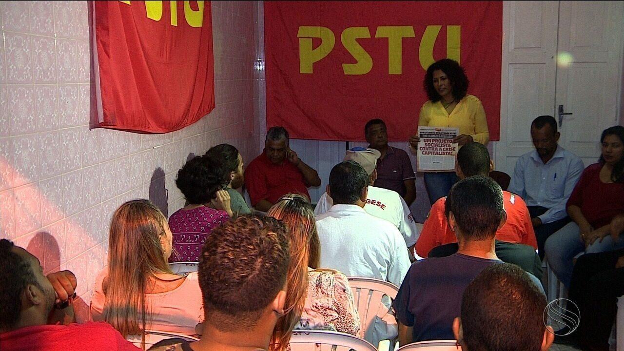 PSTU confirma candidatura de Gilvani Santos ao governo de Sergipe