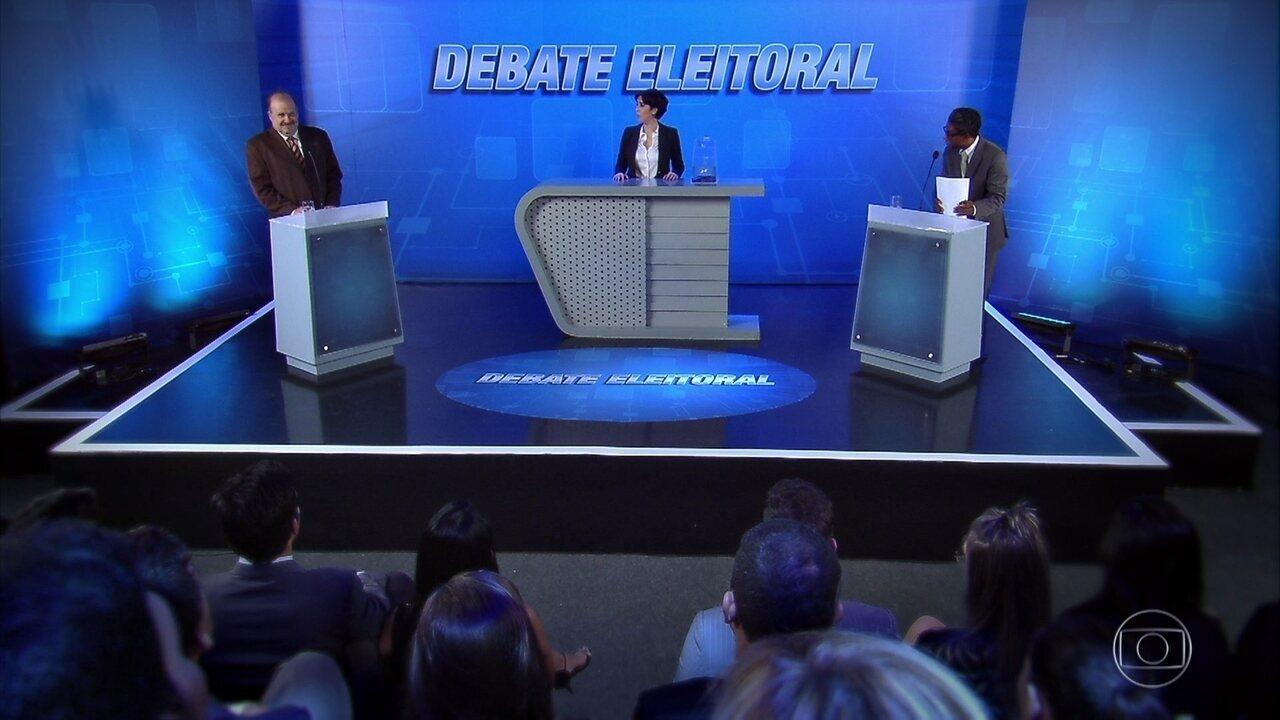 Debates Eleitorais Que Nunca Vimos I