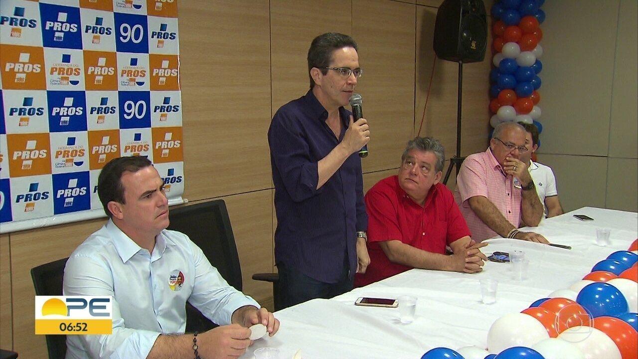 'O Pernambuco que Você Quer' lança candidatura de Maurício Rands ao governo de Pernambuco