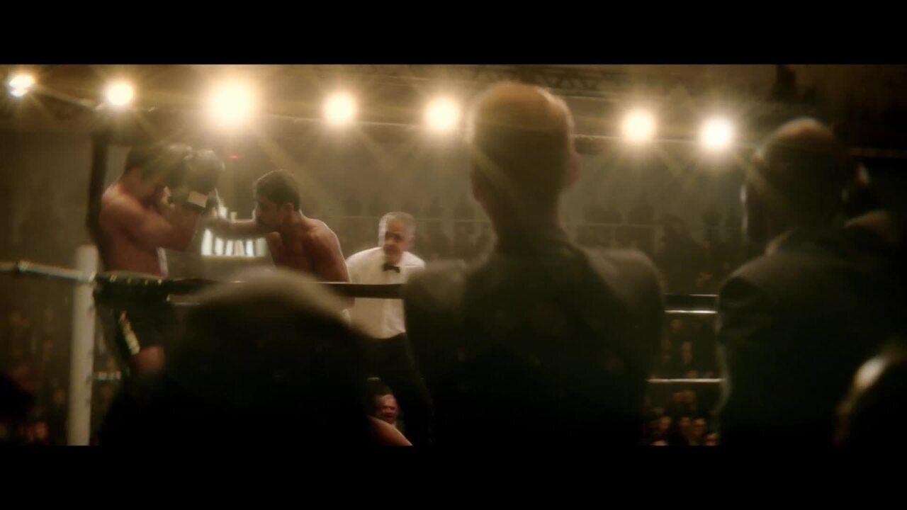 Assista ao trailer de '10 Segundos para vencer', com Daniel de Oliveira como Éder Jofre