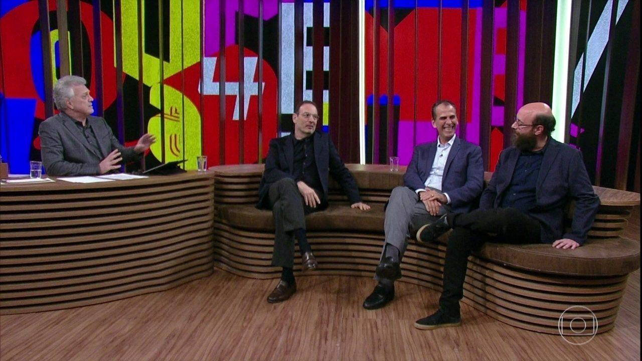 Luiz Schwarcz, Marcos Pereira e André Conti falam sobre causas da crise