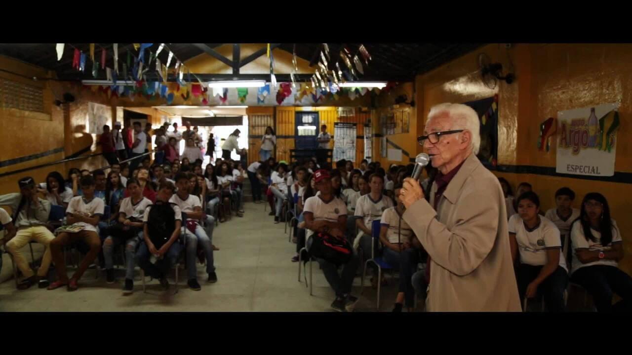 TV Asa Branca exibe documentário sobre Onildo Almeida
