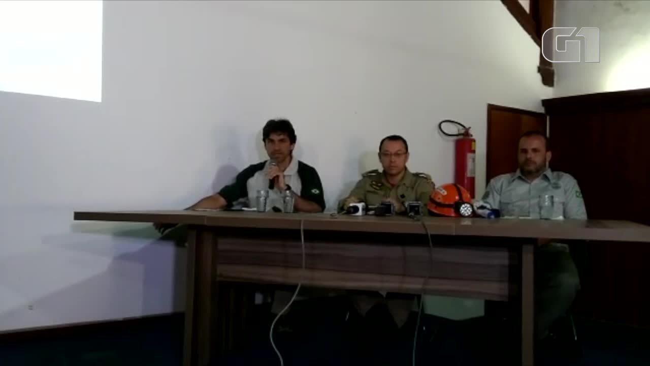 Corpo de Bombeiros dá detalhes sobre resgate de francês perdido na Serra dos Órgãos