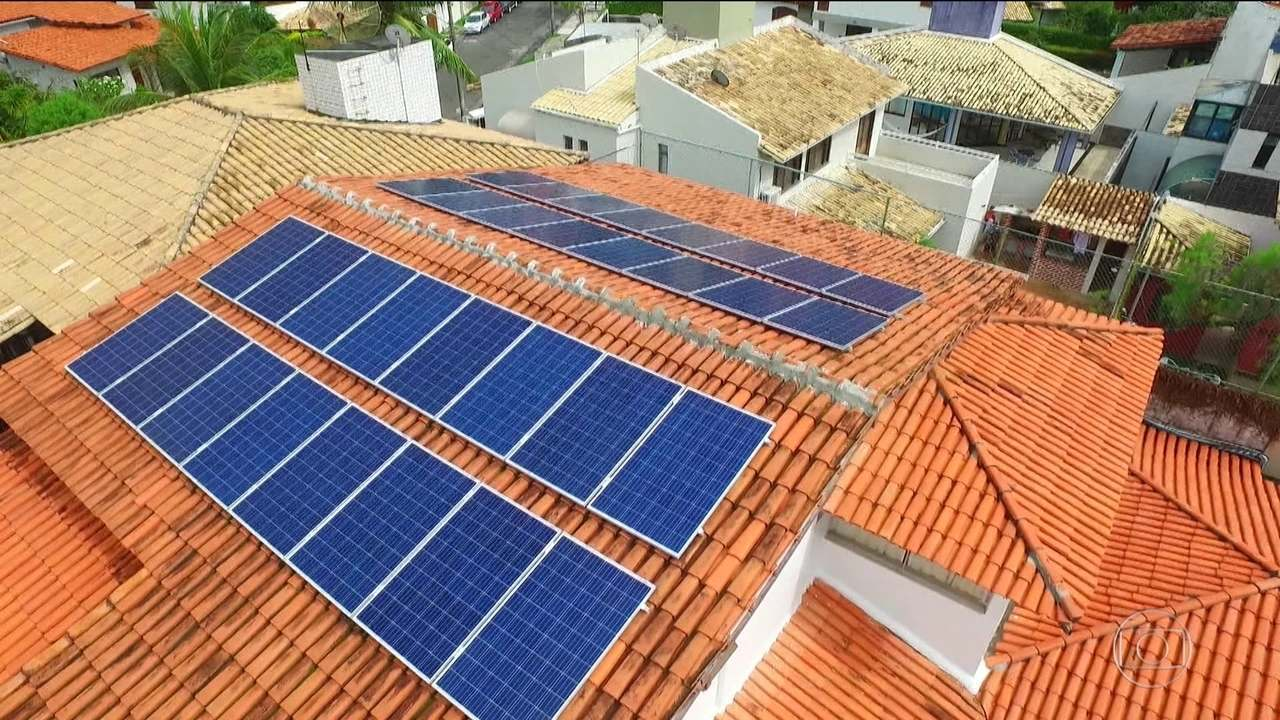 3ede3b3e04f Energia solar já é usada por mais de 30 mil residências e empresas ...
