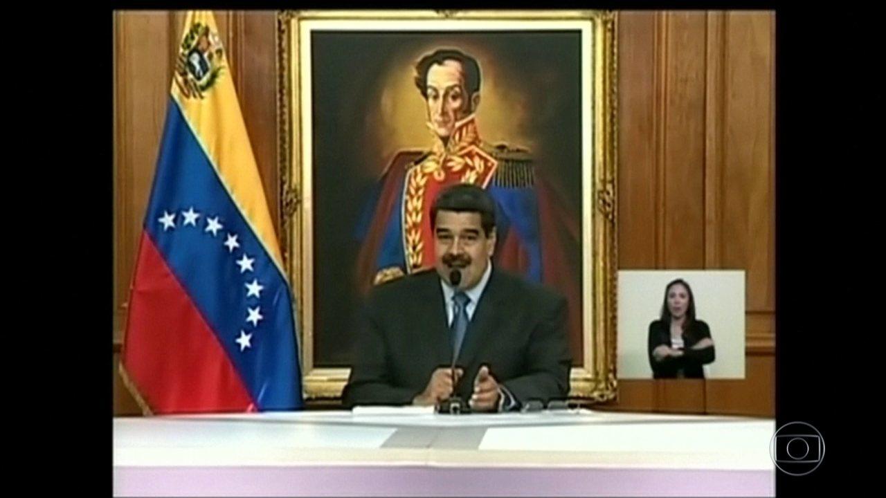 Governo da Venezuela caça imunidade parlamentar de dois deputados