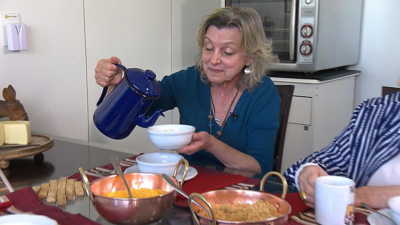 Livro reúne receitas e técnicas culinárias da região do Serro