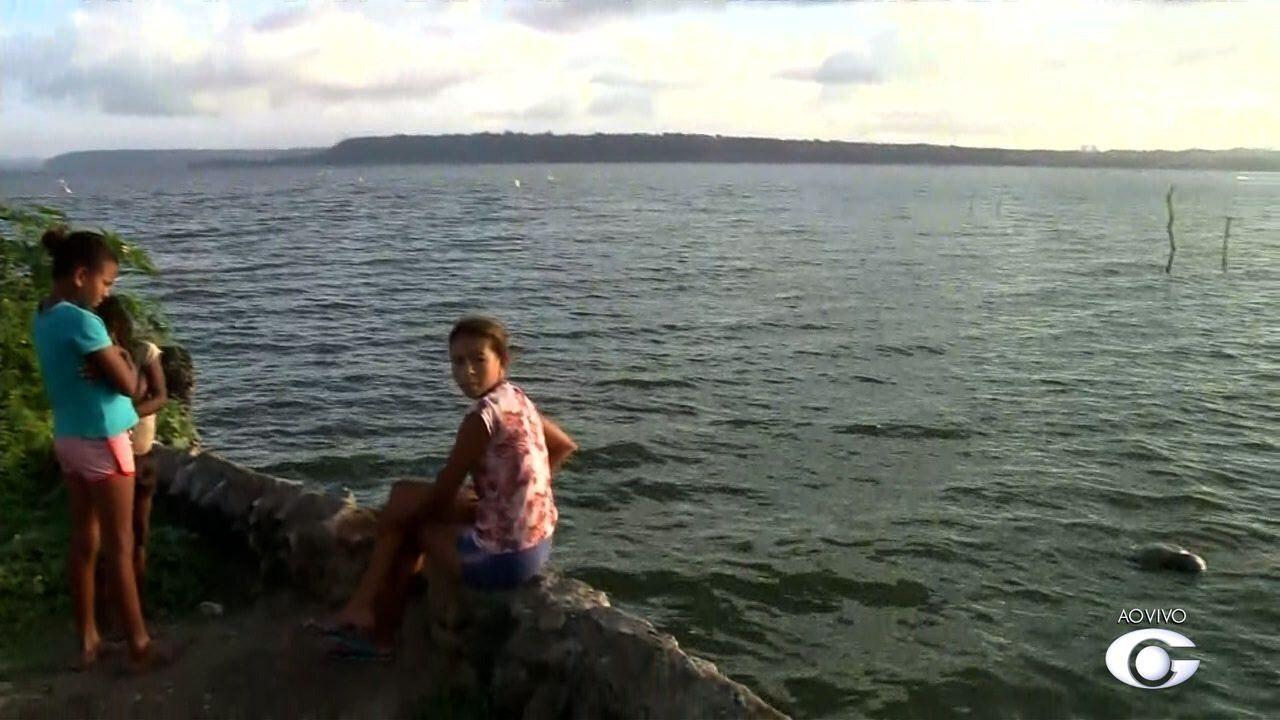 Corpo de homem é encontrado boiando às margens da Lagoa Mundaú