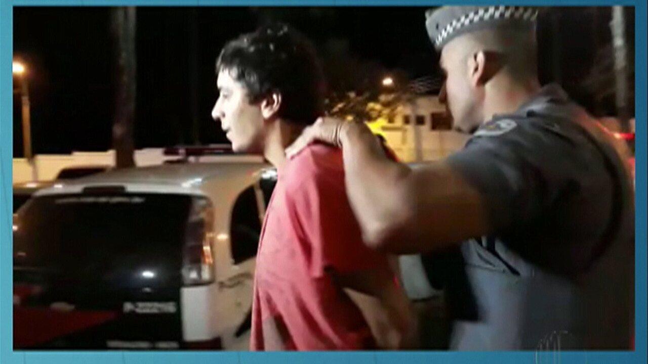 Filho mata pai a facadas após discussão, em Mogi das Cruzes