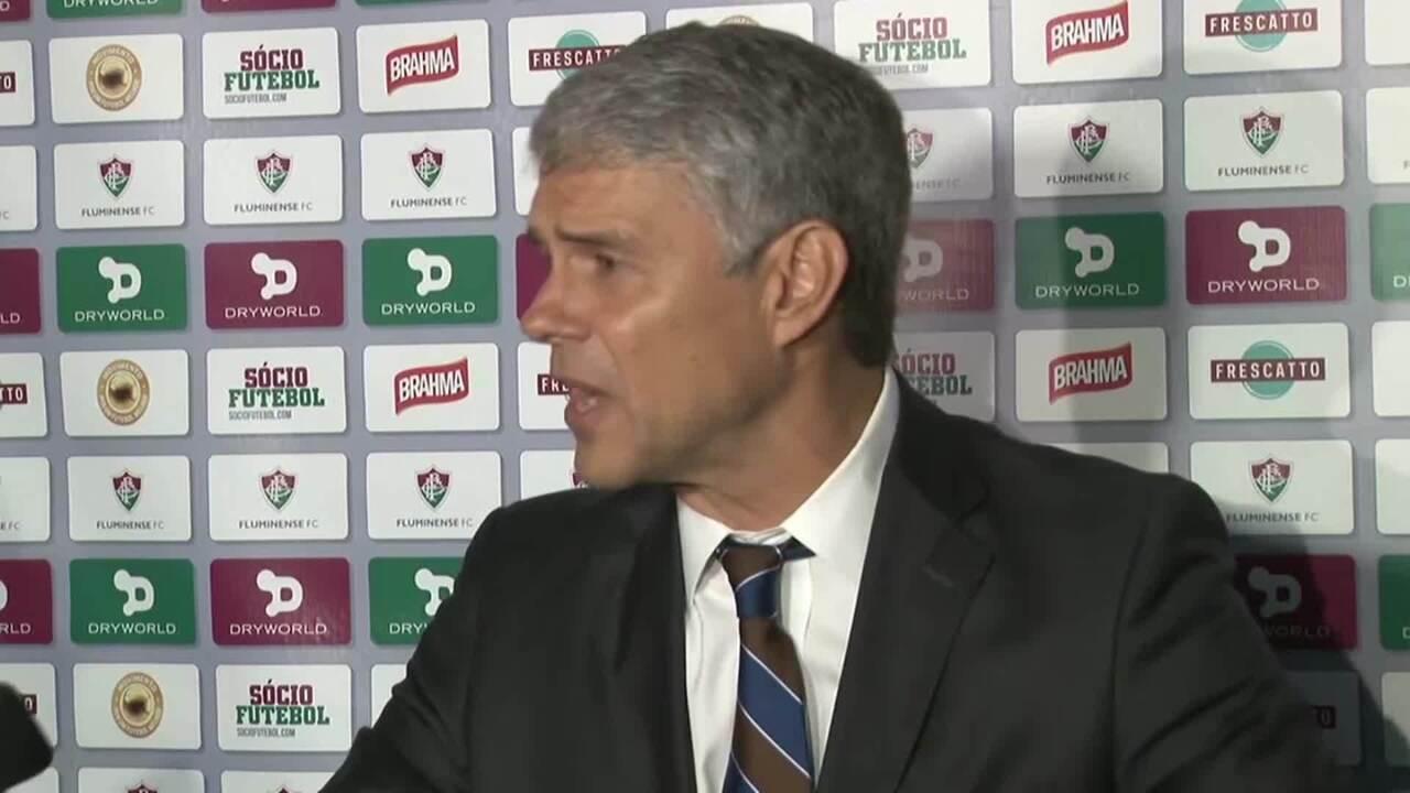 Em 2016, Peter Siemsen fala da negociação por patrocínio do Fluminense