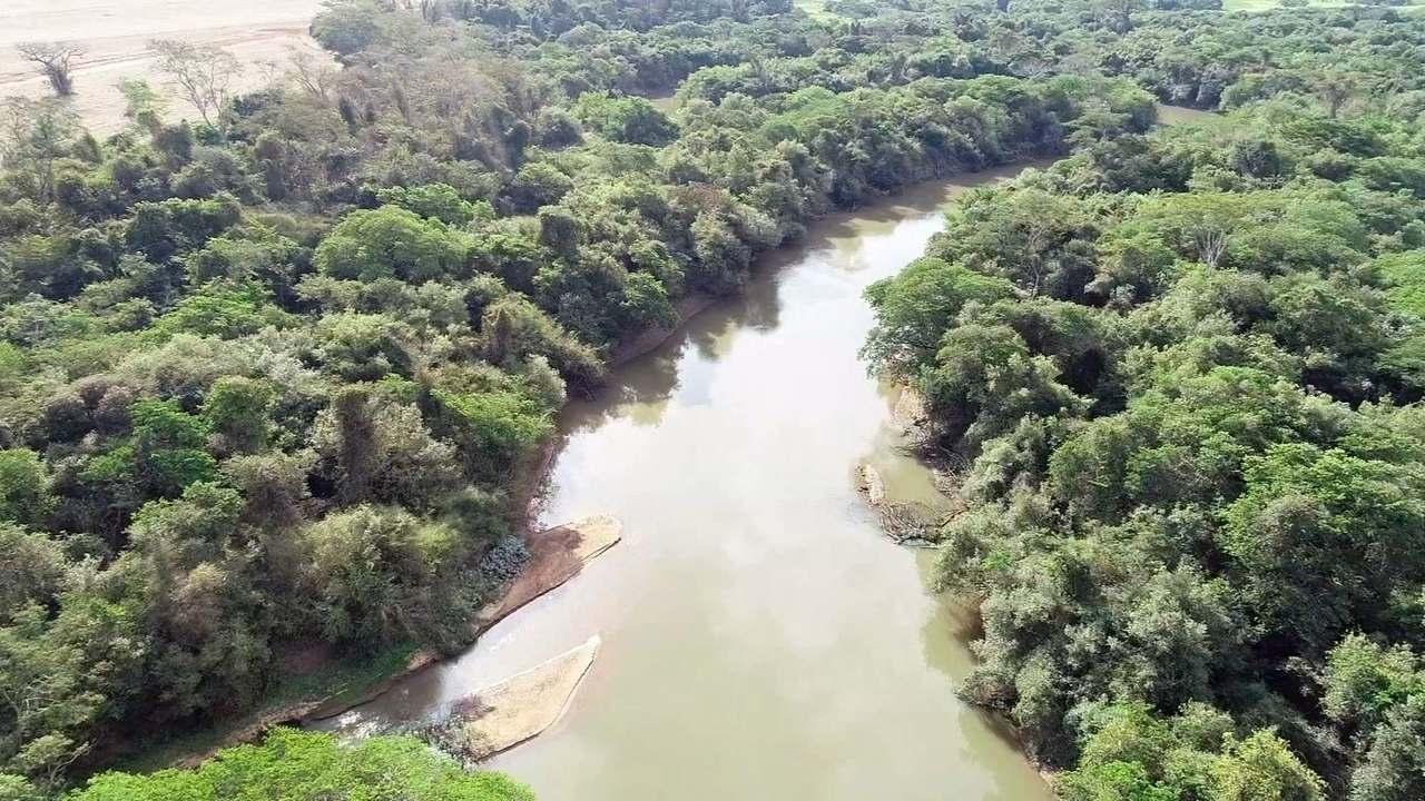 Rio Turvo é cheio de curvas e de muitas belezas no Noroeste Paulista