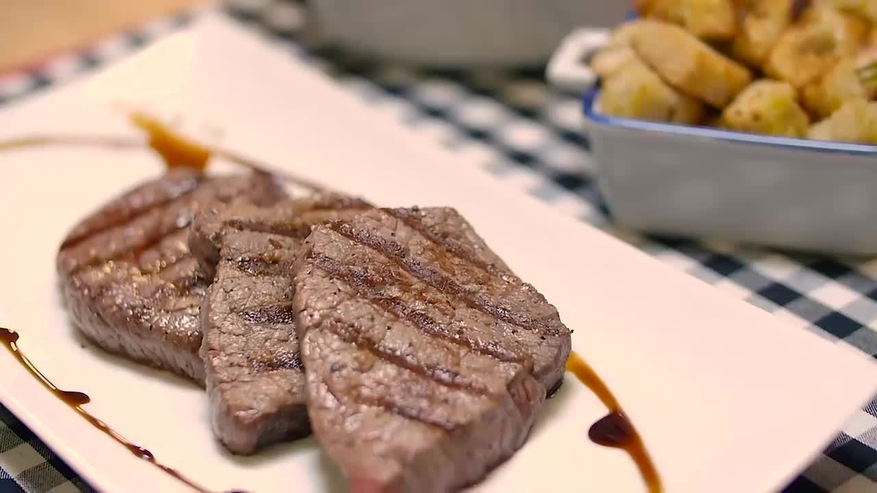 Baby beef: um corte muito popular e de um sabor incrível.