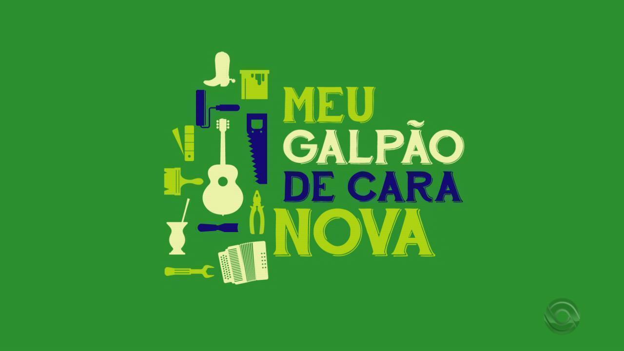 Votação popular do 'Meu Galpão de Cara Nova' começa no próximo domingo (19)