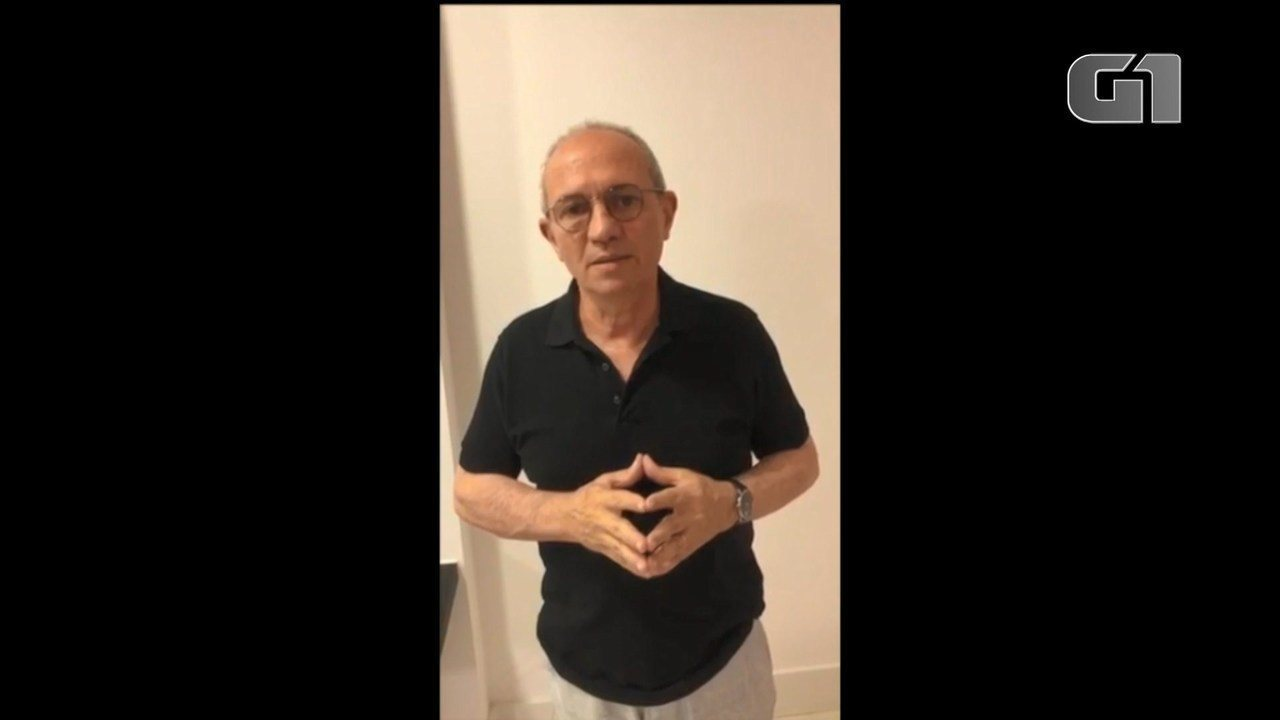 Paulo Hartung diz que está bem após acidente de helicóptero no ES