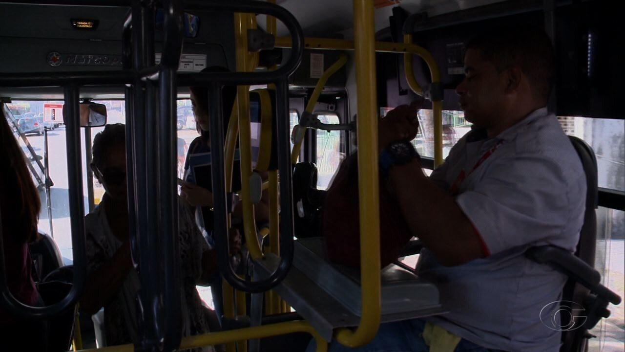 Justiça determina a permanência das catracas altas nos ônibus de Maceió
