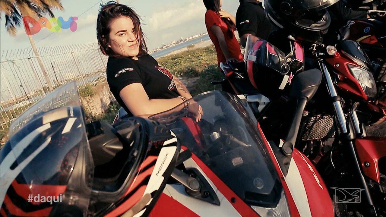 Daqui conhece um grupo de apaixonados por motos