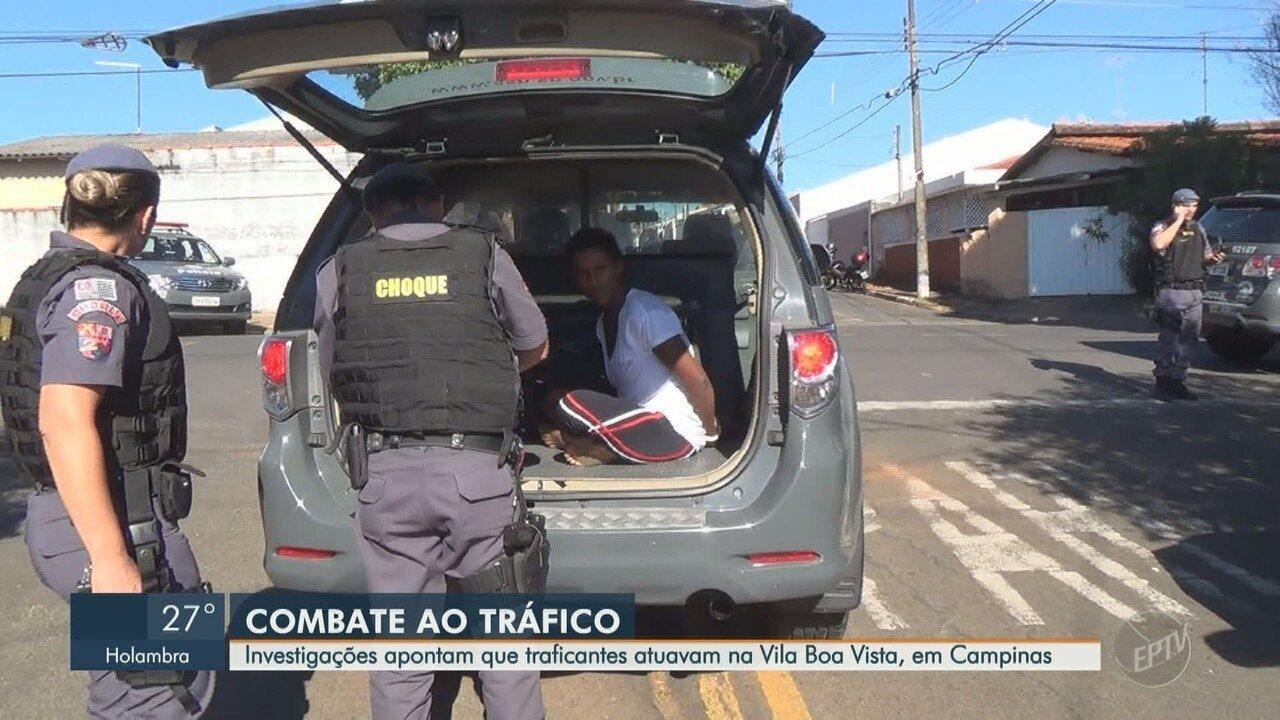 Operação contra tráfico de drogas emite 40 mandados de prisão; 32 são contra PMs