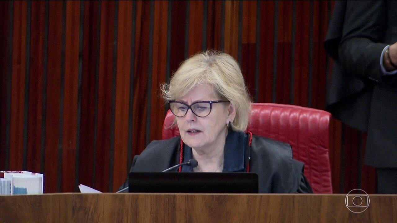 Ministra Rosa Weber vai assumir a presidência do TSE