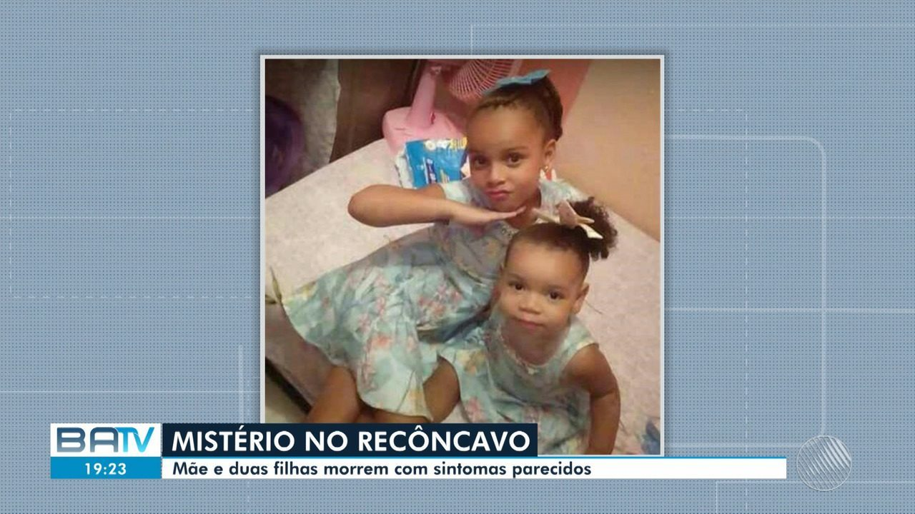Mistério no Recôncavo: polícia investiga morte de mãe e duas filhas em Maragogipe