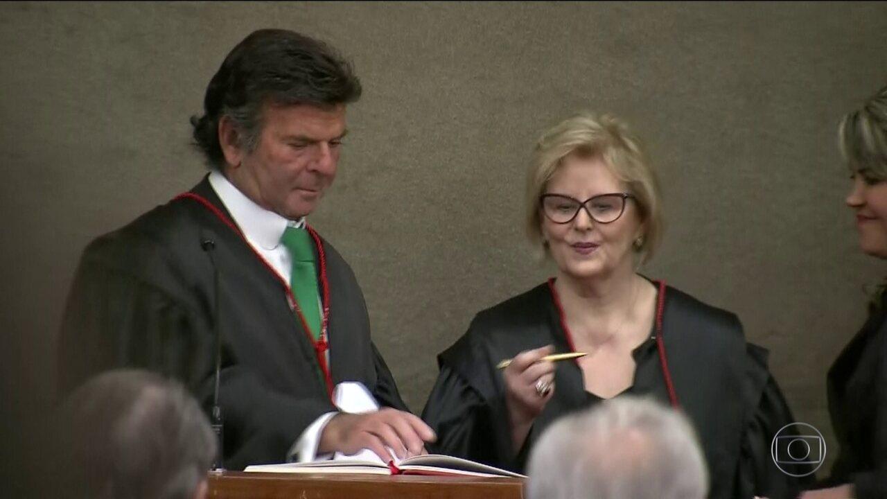 Rosa Weber assume presidência do TSE e diz que vai negar registro de inelegíveis