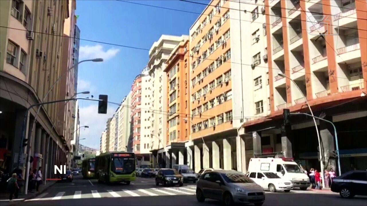 b5f06b754e2 Milícias agem em bairros de Niterói e até escolas e prédios sofrem ...