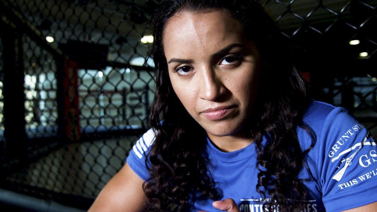 Perfil de Mabelly Lima para o Contender Brasil