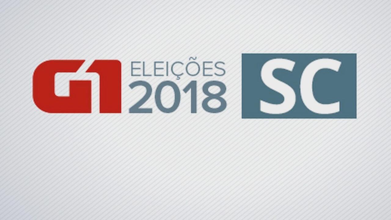 Pesquisa Ibope para o Senado em Santa Catarina