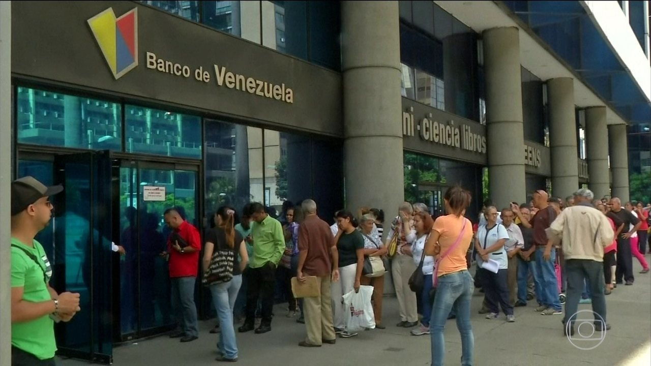 Venezuela terá uma nova moeda a partir de segunda-feira (20)