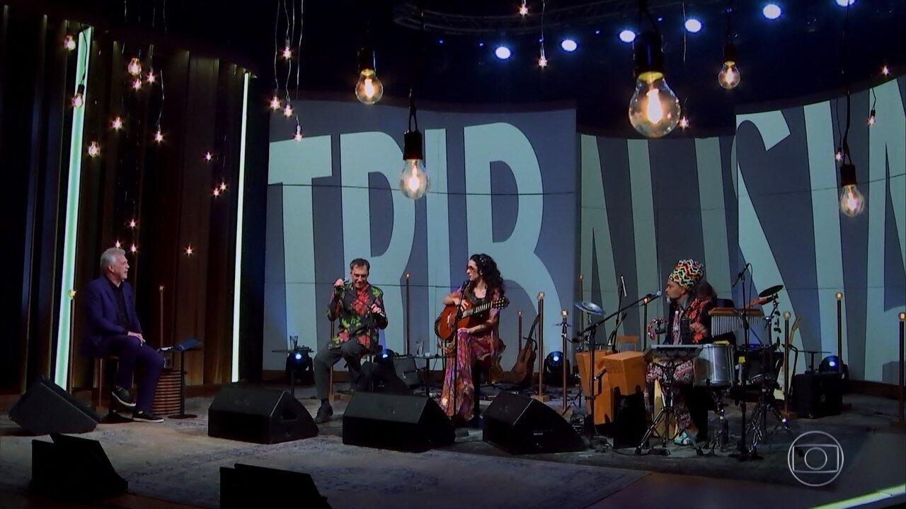 Marisa, Arnaldo e Carlinhos falam sobre a reunião do trio