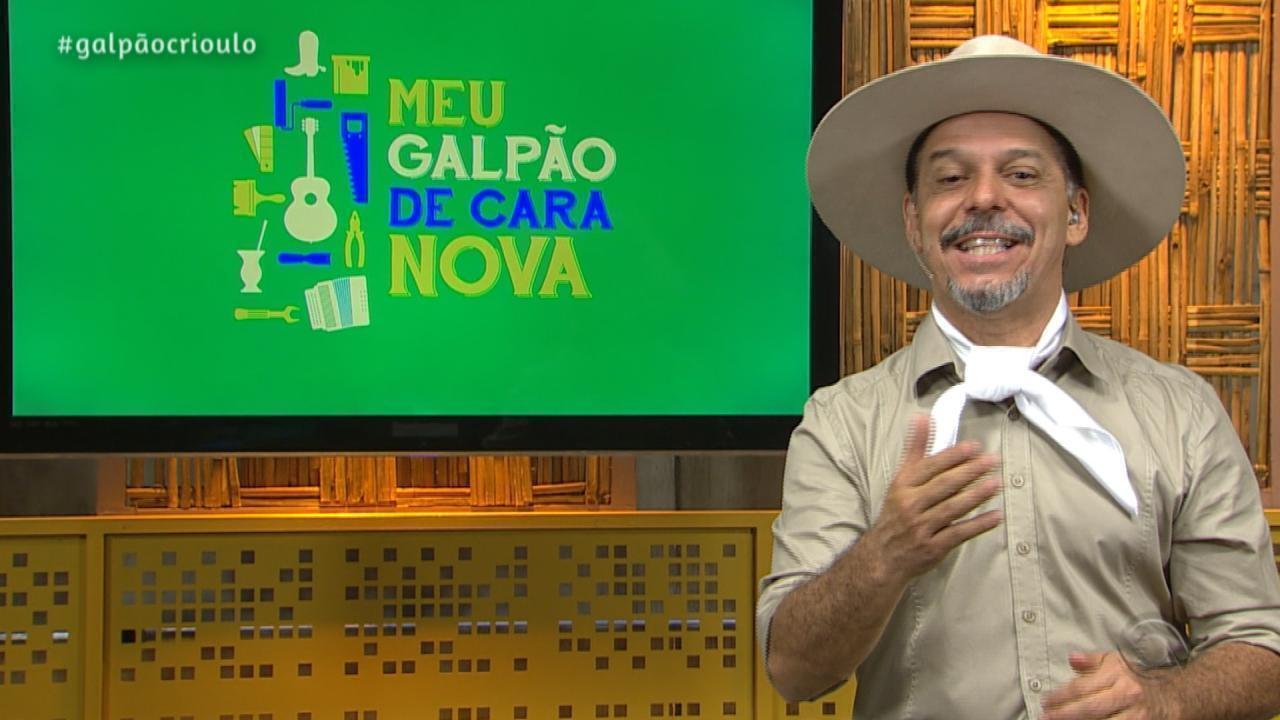 Galpão Crioulo divulga CTGs finalistas do Meu Galpão de Cara Nova
