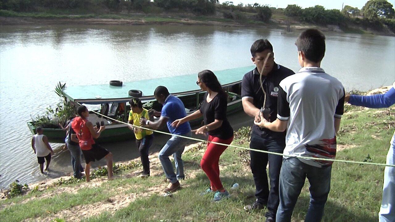 Projeto busca diminuir impactos da degradação ambiental no rio Pindaré