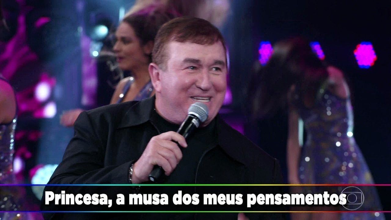 Amado Batista canta 'Princesa'