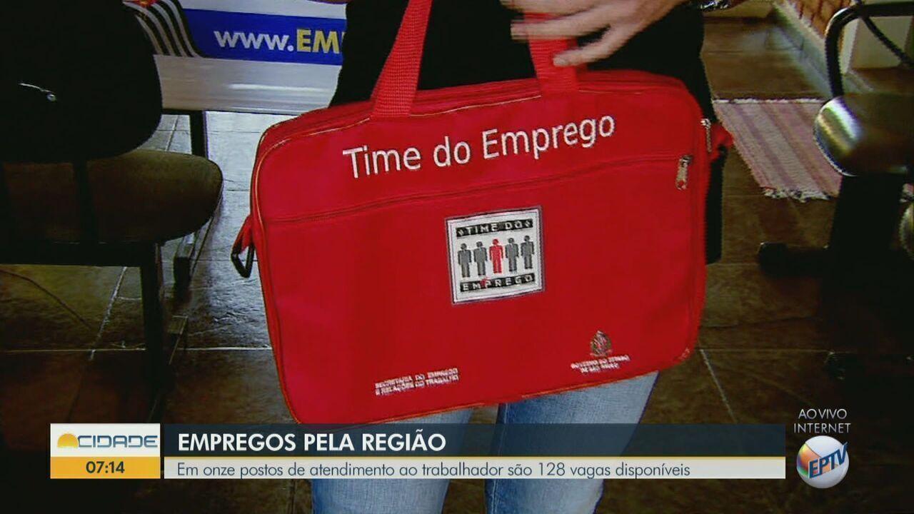 'Time do Emprego' tem vagas abertas para novas turmas em Descalvado, SP