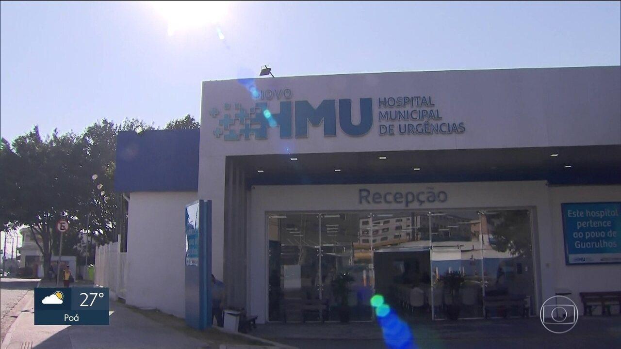 Organizações assumem Hospital Municipal de Urgências e Hospital da Criança em Guarulhos