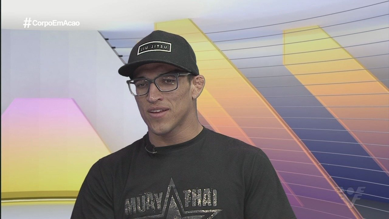 Charles do Bronx fala sobre a carreira e a possibilidade de disputar o UFC SP