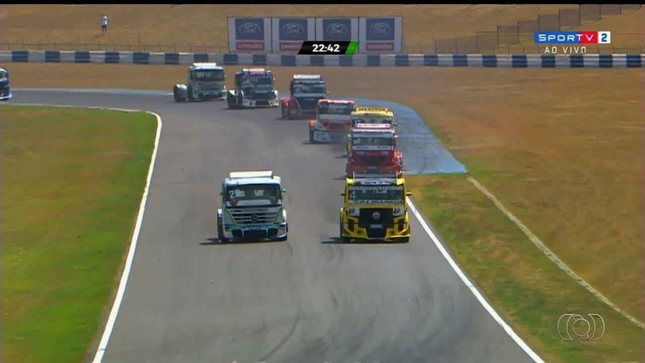 Copa Truck quebrou o recorde de público com 36 mil pessoas no autódromo de Goiânia, última etapa realizada